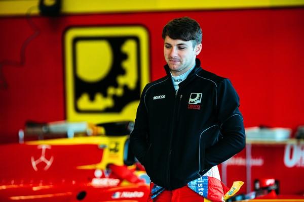 jordan king racing engineering