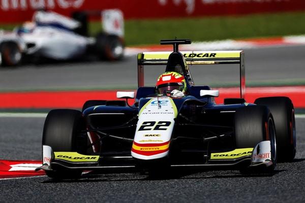 palou campos racing gp3 cataluña