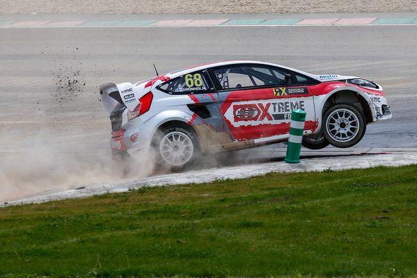 rallycross belgica GRONHOLM