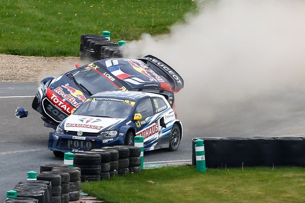 rallycross belgica LOEB