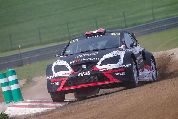 rallycross belgica NITISS