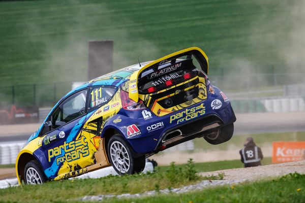 rallycross belgica TOHILL
