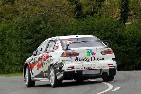 Joseba Beola y Aitor Zabaleta ganadores de la IX Subida a Aia