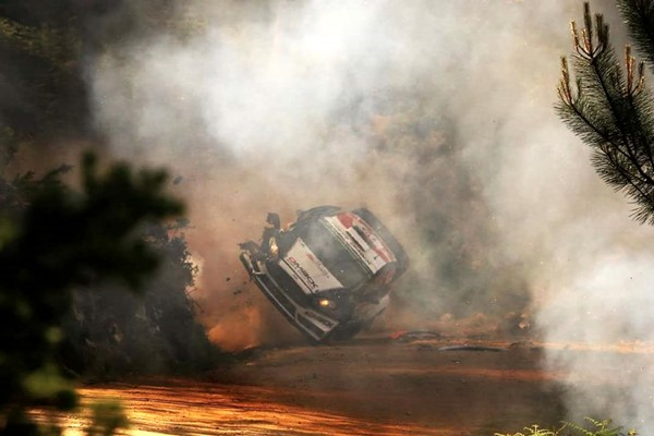 tanak accidente rallye portugal