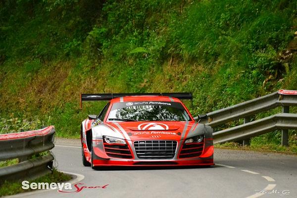 J. A. Lopez Fombona - Audi R8 LMS