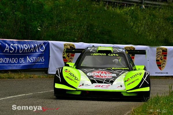 Joseba Iraola - Demon Car R34+