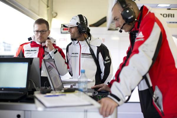 Andreas Seidl Mark Webber Amiel Lindesay porsche wec