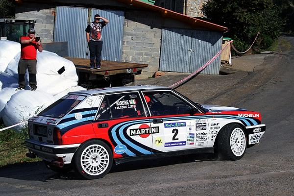 Este viernes comienza el VIII Rallye de Asturias Histórico