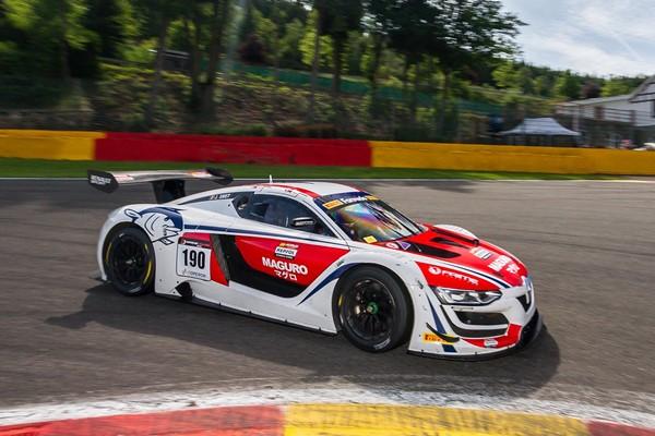 Monlau Eurorace Spa renault rs01