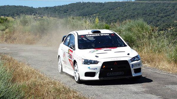 V Rallye de Campanario Interprovincial (2)