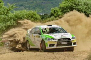 Jorge del Cid y Mitsubishi vencen el Rallye Ciudad de Pozoblanco