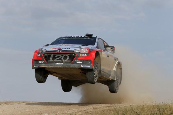 ► WRC: Neuville gana el Rallye de Italia Cerdeña