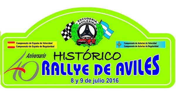 ►Rallye de Avilés Histórico cambio de fechas
