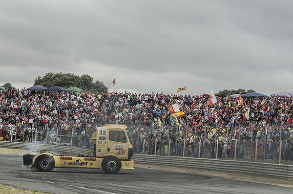 21 partipantes para la penúltima cita del Europeo de camiones