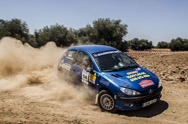 ▬ Rallyes Madrid: Aplazado el I RS tierra Ajalvir-Cobeña