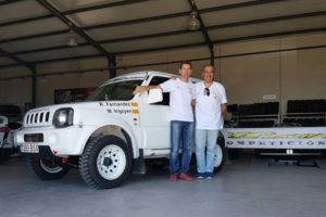 MT Racing Previo Baja Aragon