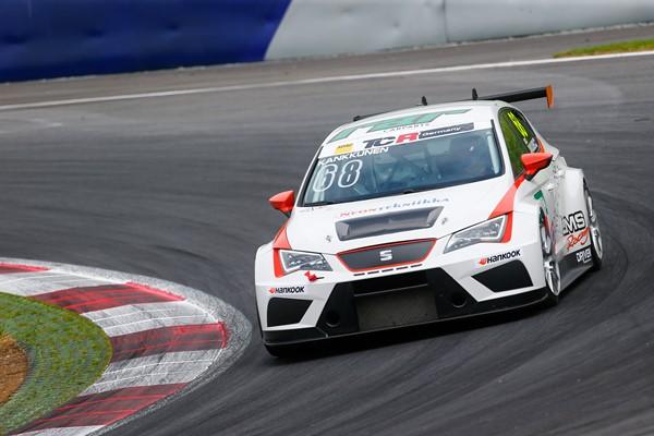 Nico Kankkunen TCR Alemania seat leon