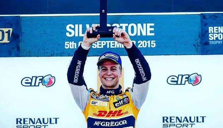 Pieter Schothorst podio silverstone