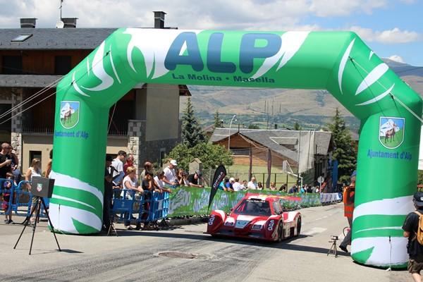 Joseba Iraola, Javier Villa y Humberto Janssens los vencedores en Alp