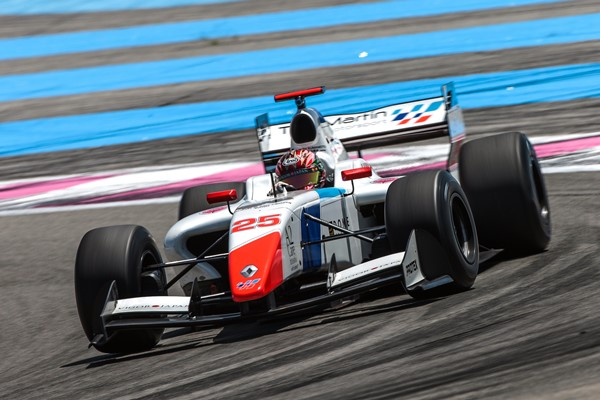 teo martin motorsport Euroformula
