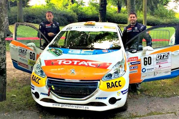 208 Rally cup Joel Guerrero
