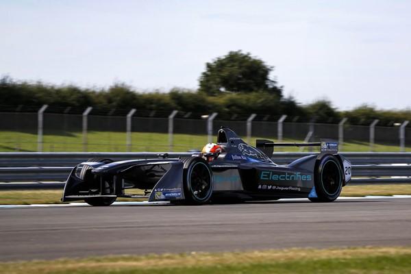 Jaguar FE i-type