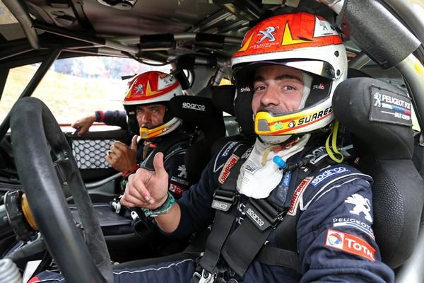 ► CERA: Cohete Suárez con Hyundai en el Campeonato de España de Rallyes
