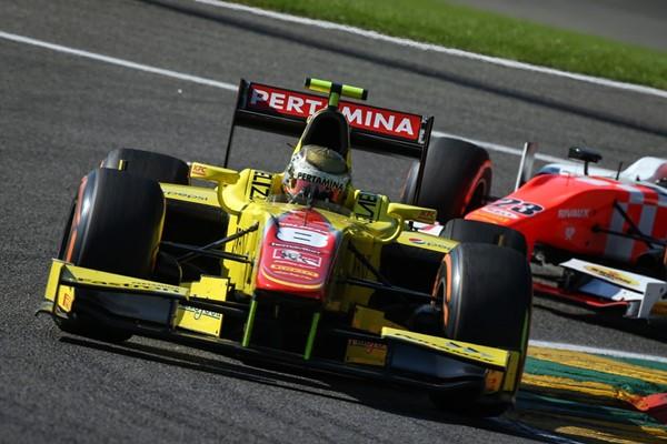 campos racing gp2 spa