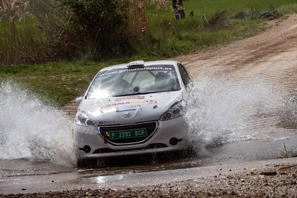 Antonio Bañeres y Miquel Rosell repiten experiencia con GC Motorsport en el Rallye CERT de Cervera