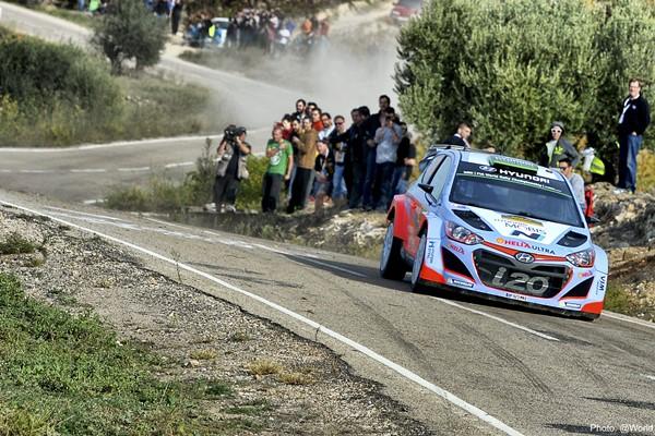 Publicado el reglamento del Rallye de España RACC 2016