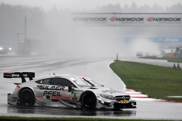 wickens DTM mercedes moscu
