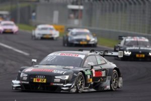 Audi Hungaroring DTM