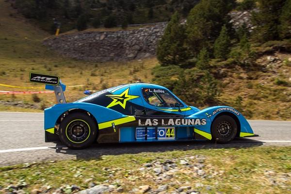 'Lolo' Avilés campeón de España Junior de Montaña