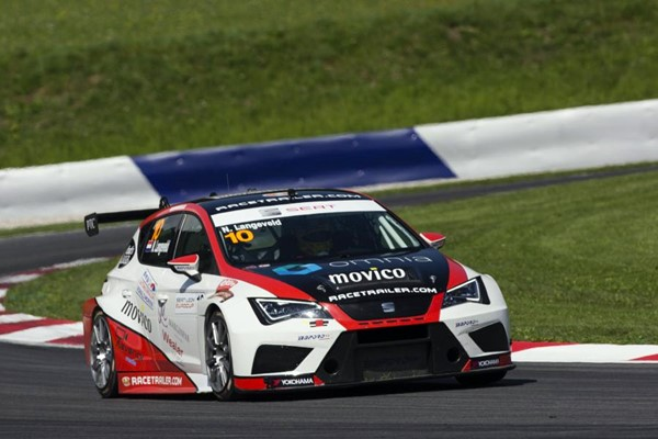 Niels Langeveld red bull ring austriaseat leon eurocup