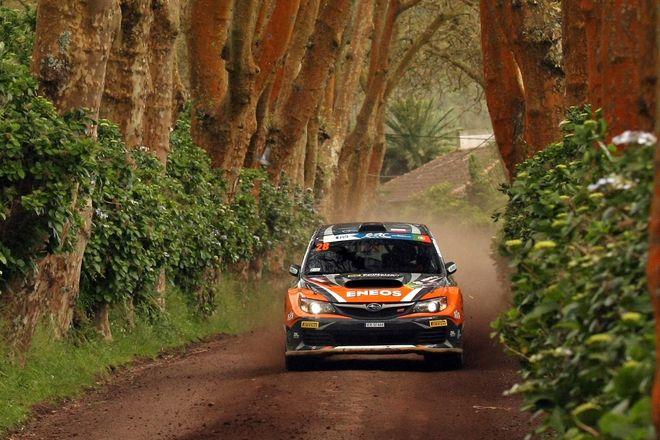 Subaru logra el título europeo de Producción en rallyes