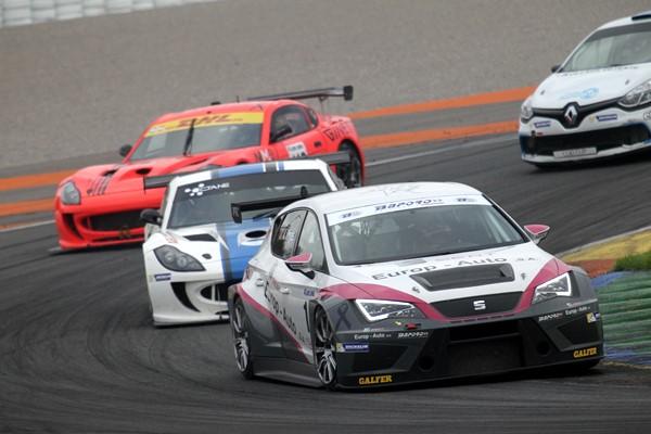 TCR España cheste seat leon