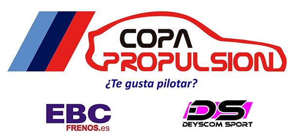 Presentada la Copa de propulsión EBC-Deyscom