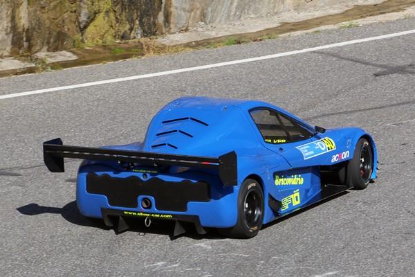 egozkue Silver Car montaña andorra
