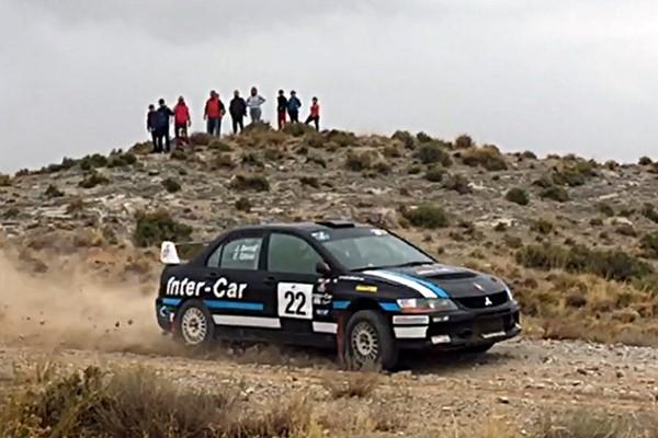 Luis Bonillo nuevo Campeón de Aragón de Tramos de Tierra