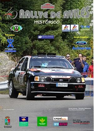 XL Rallye de Aviles Histórico