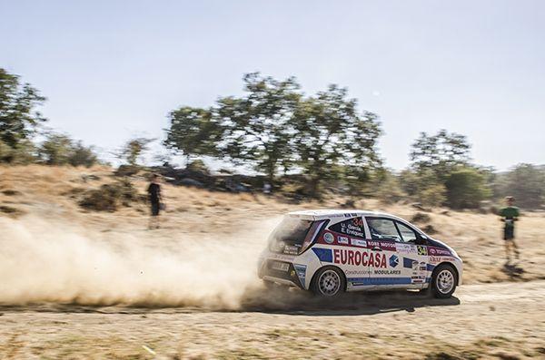 Rallye Norte de Extremadura Unai García