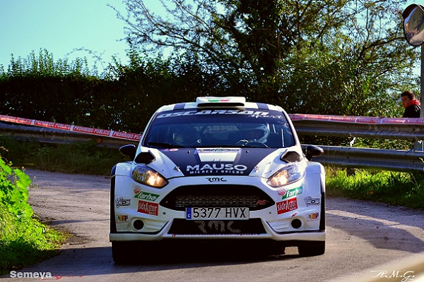 ► Rallye Montaña Central: Óscar Palacio gana en su debut con el R5