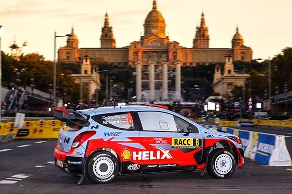 Cuentra atrás para el Rallye de España