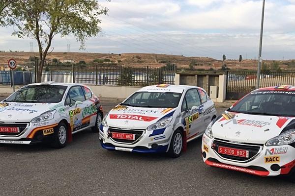 gc motorsport rallye España previo