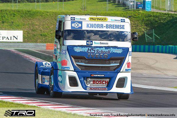 Iveco entra por todo lo alto en el Europeo de Camiones