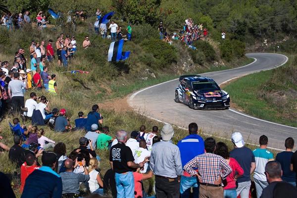 latvalla vw polo rallye racc españa