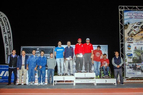 podio final CERTT Guadalajara