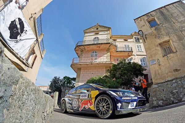 El Rallye Tour de Corse 2017 más fácil para los espectadores