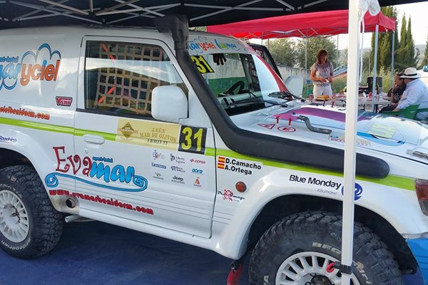 Camper Racing Rallye TT Cuenca camacho