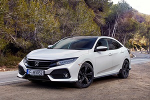 Honda Civic 5p 2017